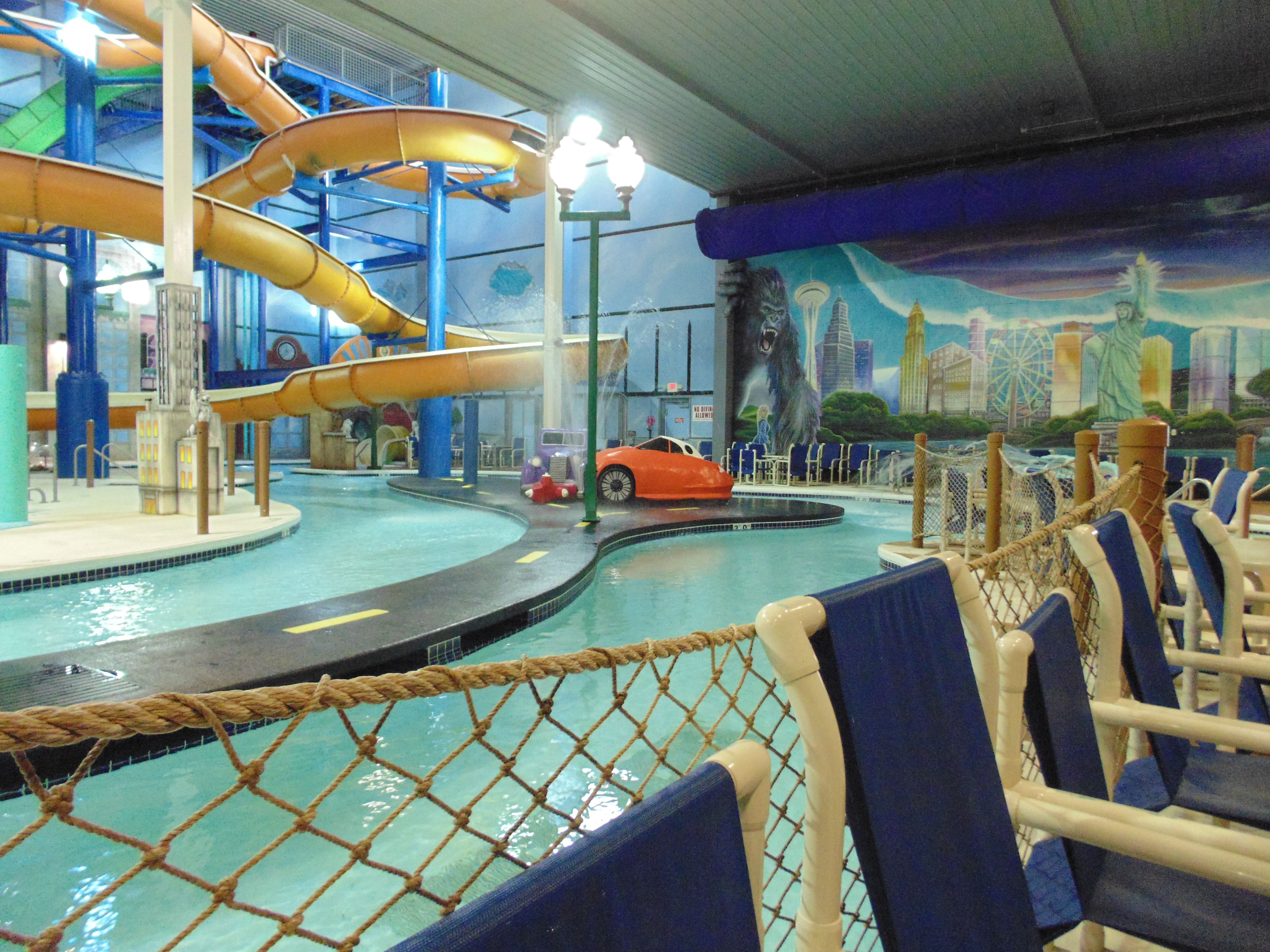 Chaos Indoor Waterpark in Eau Claire, WI Visit us online
