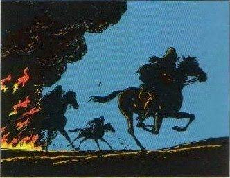 Hergé Les aventures de Tintin: Tintin au pays de l'or noir (1939-1940) First published in Le Petit Vingtième 1971 re-drawn and colour edition Random Panel »