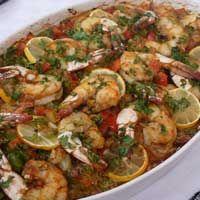 صيادية السمك والروبيان Recipes Mediterranean Recipes Cooking