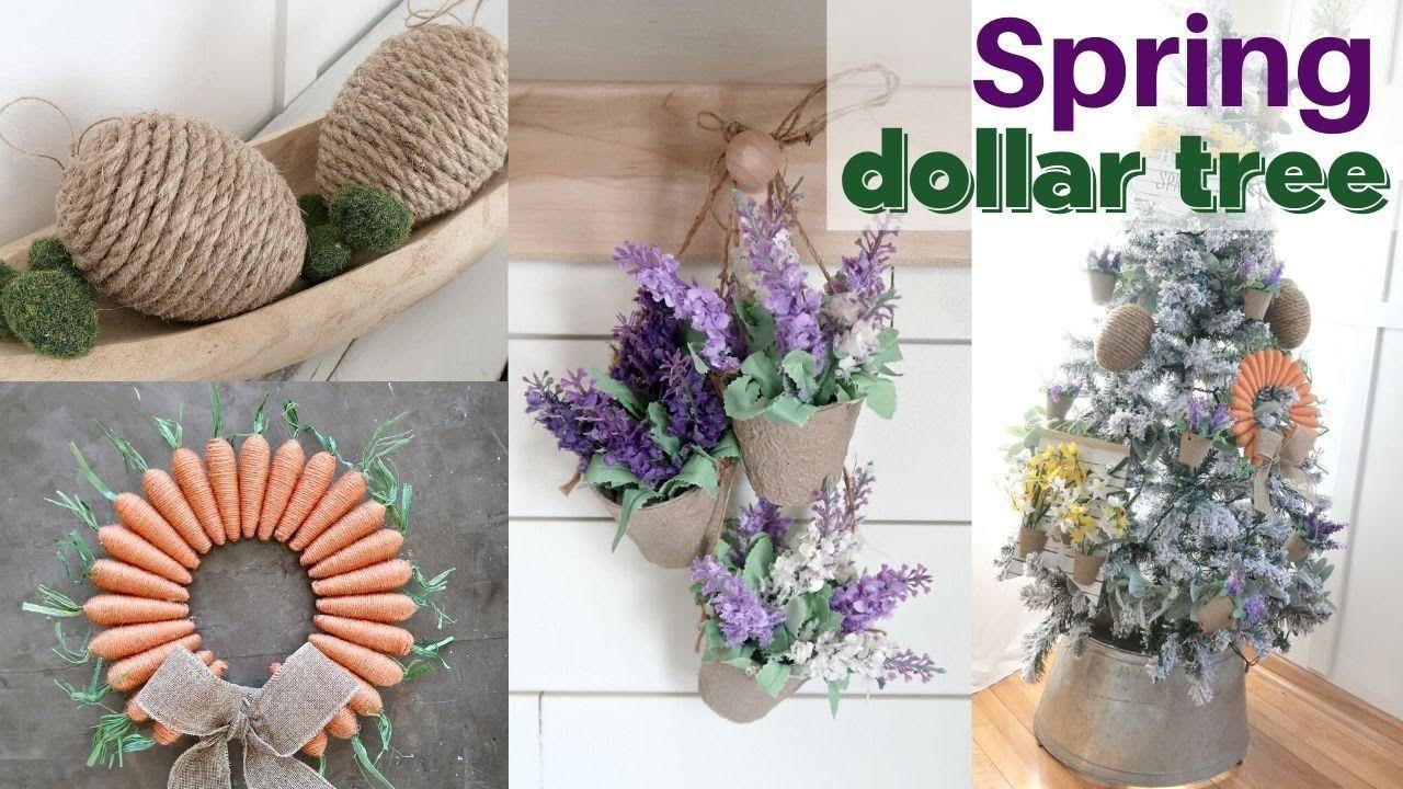 12+ Dollar tree crafts 2020 ideas