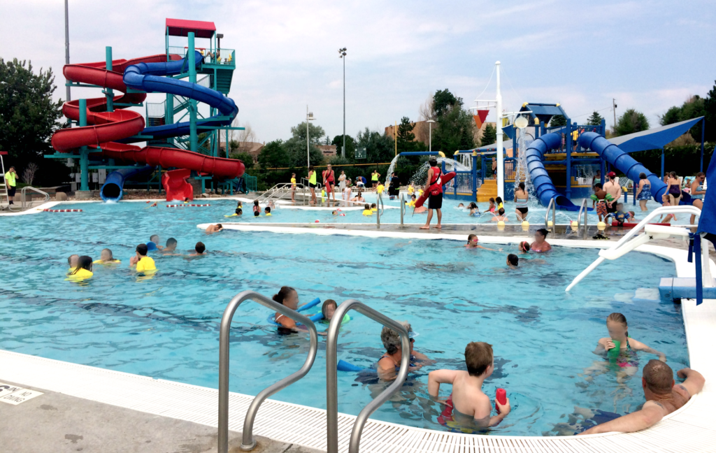 h2obrien pool park colorado - Cheap and fun family activities to do while visiting Denver, Colorado area.  #travel #colorado #denver #familyfun #vacation