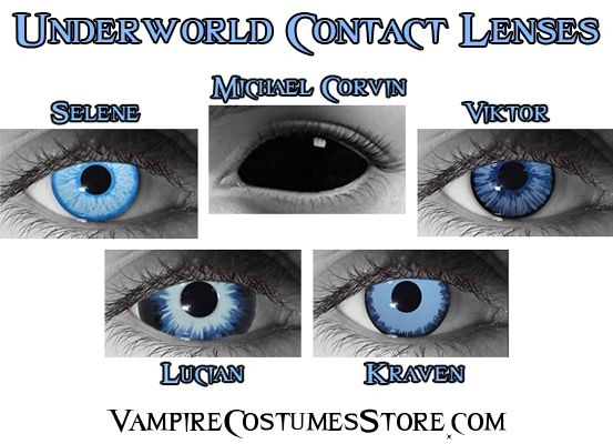 7db0e0e5404 Underworld character contacts going to get lucian contacts to match my  dress plus off my favorite movie
