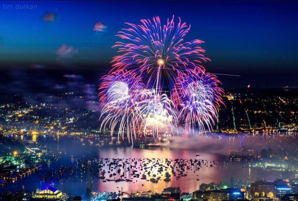 Seattle 4th of July 2015
