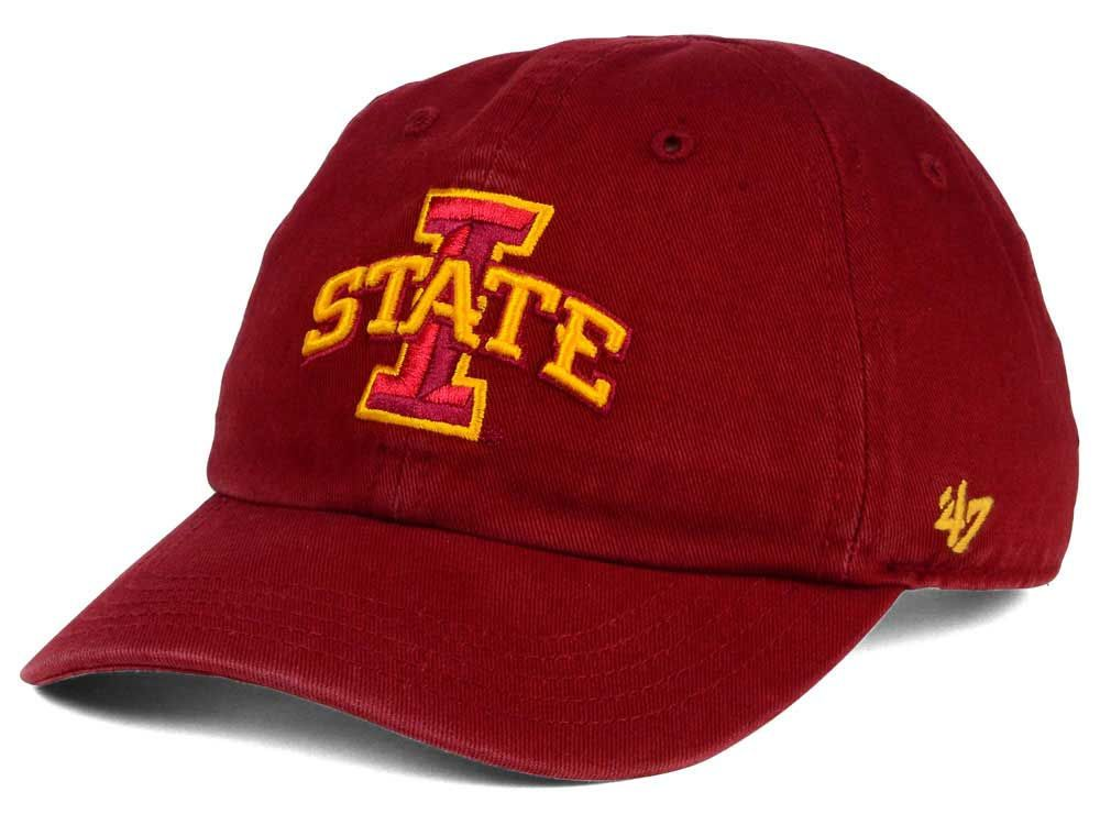 best service 9a493 32db7 Iowa State Cyclones Child  47 Toddler Clean-up Cap