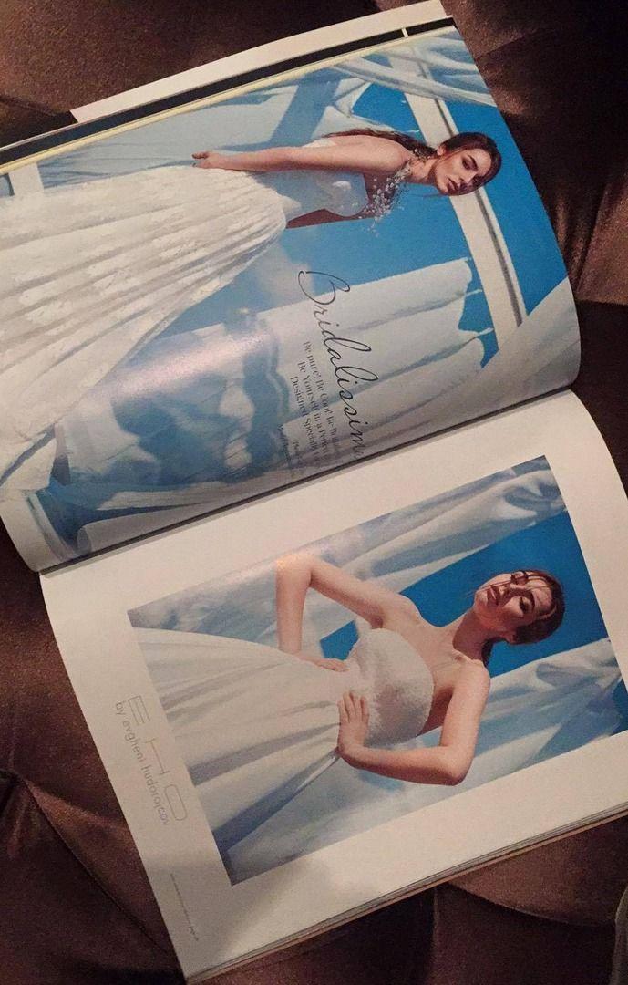 ✔  #EHO #InstyleEditorial #LovelyProject #BePure #BeCool #EHOweddingDress #WeddingDress #ExclusiveDress Dress: @ehoeho Photo: @victordetto Model: @anastasiazeleniuk