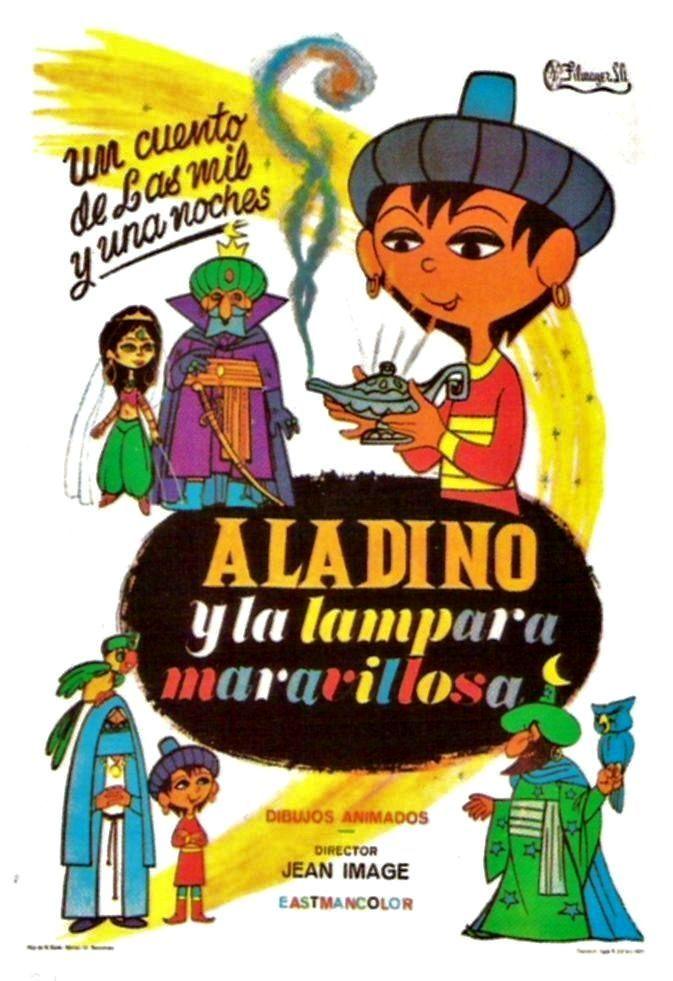Aladino Y La Lámpara Maravillosa 1970 Tt0187687 Car Esp Aladino Y La Lampara Maravillosa La Lampara Maravillosa Lampara Aladino