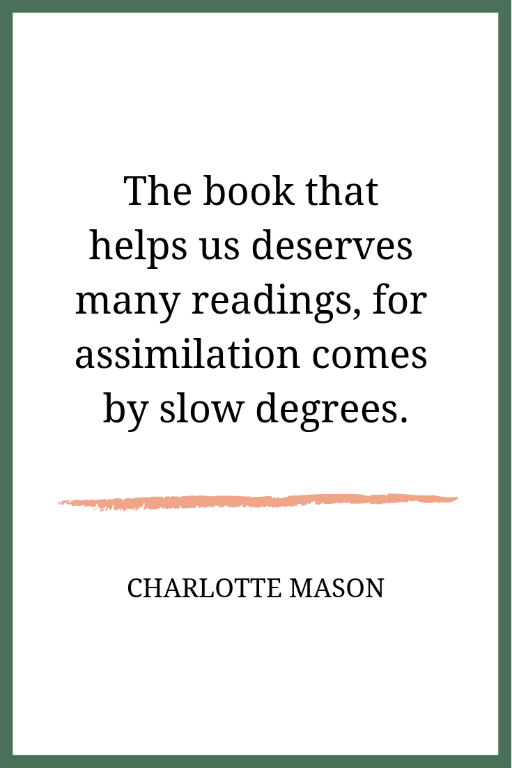 Charlotte Mason Quotes About Learning