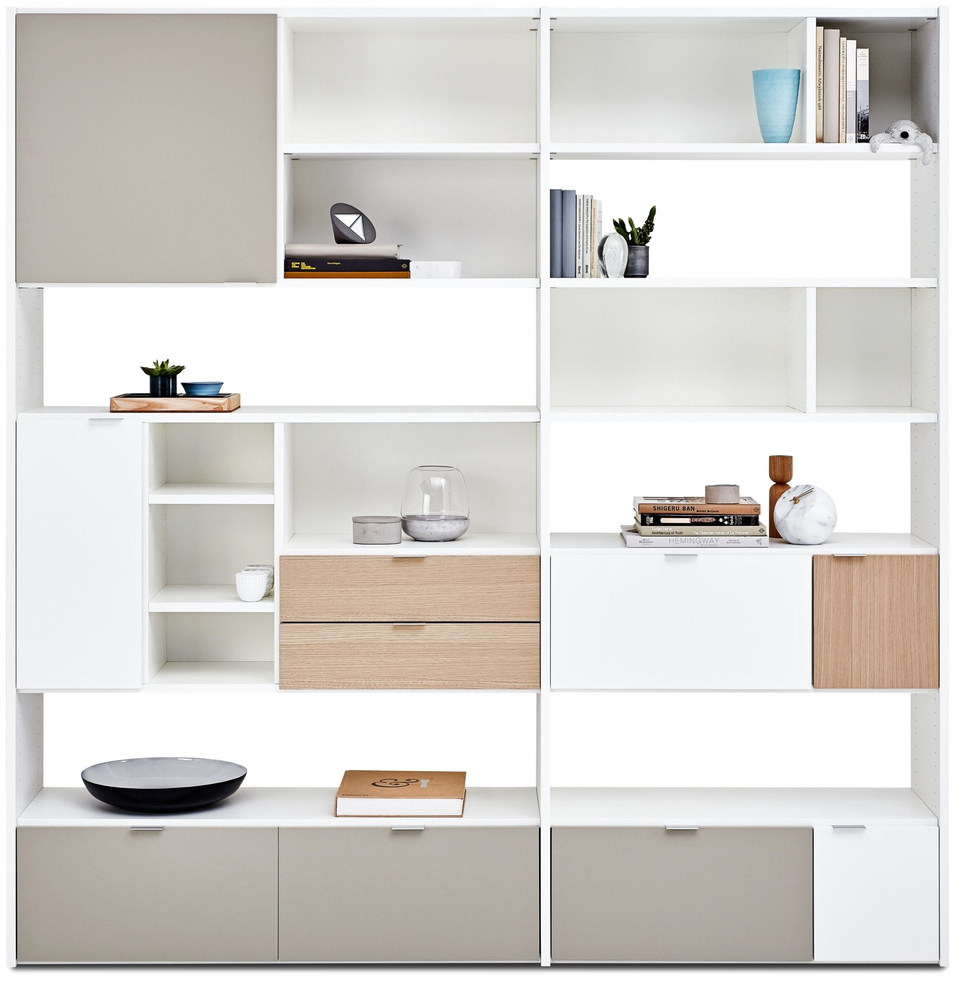 Muebles de sala modernos de BoConcept | Shelf | Pinterest | Modern ...