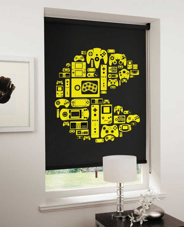 Des stores pour les gamers ! | Gaming, Nerd room and Nerd cave