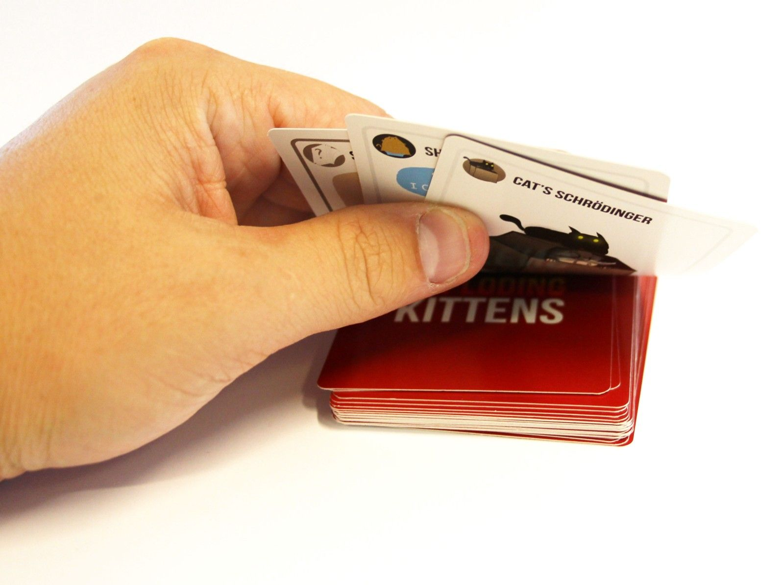 7 rules to excel at Exploding Kittens Exploding kittens