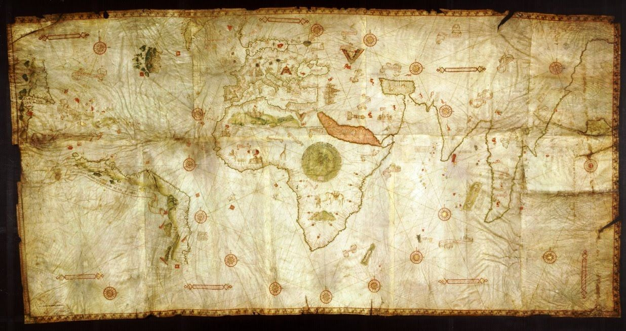 Martin waldseemller map from 1507 is first map to use the name martin waldseemller map from 1507 is first map to use the name america gumiabroncs Images