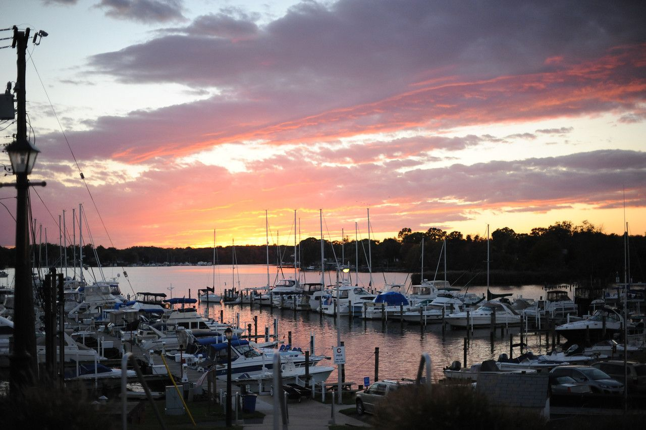 Weddings amandamations Chesapeake beach, Places to go