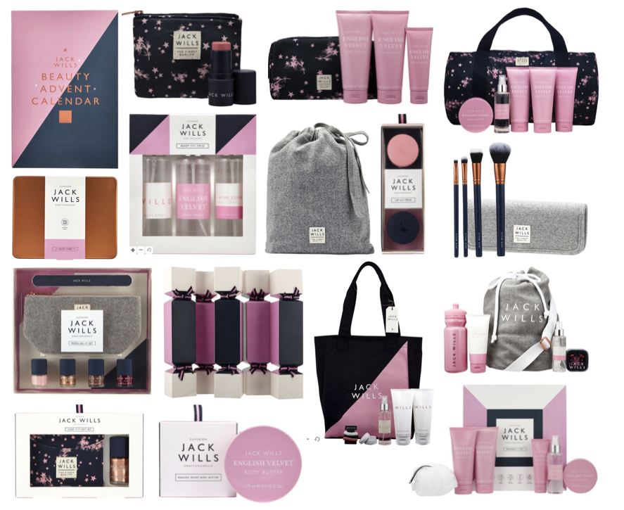 Jack Wills Christmas Gift Sets 2017 (+ Advent Calendar