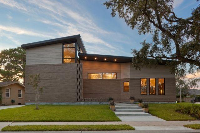 haus moderne architektur bauweise massiv gestaltung - Moderne Haus Architektur