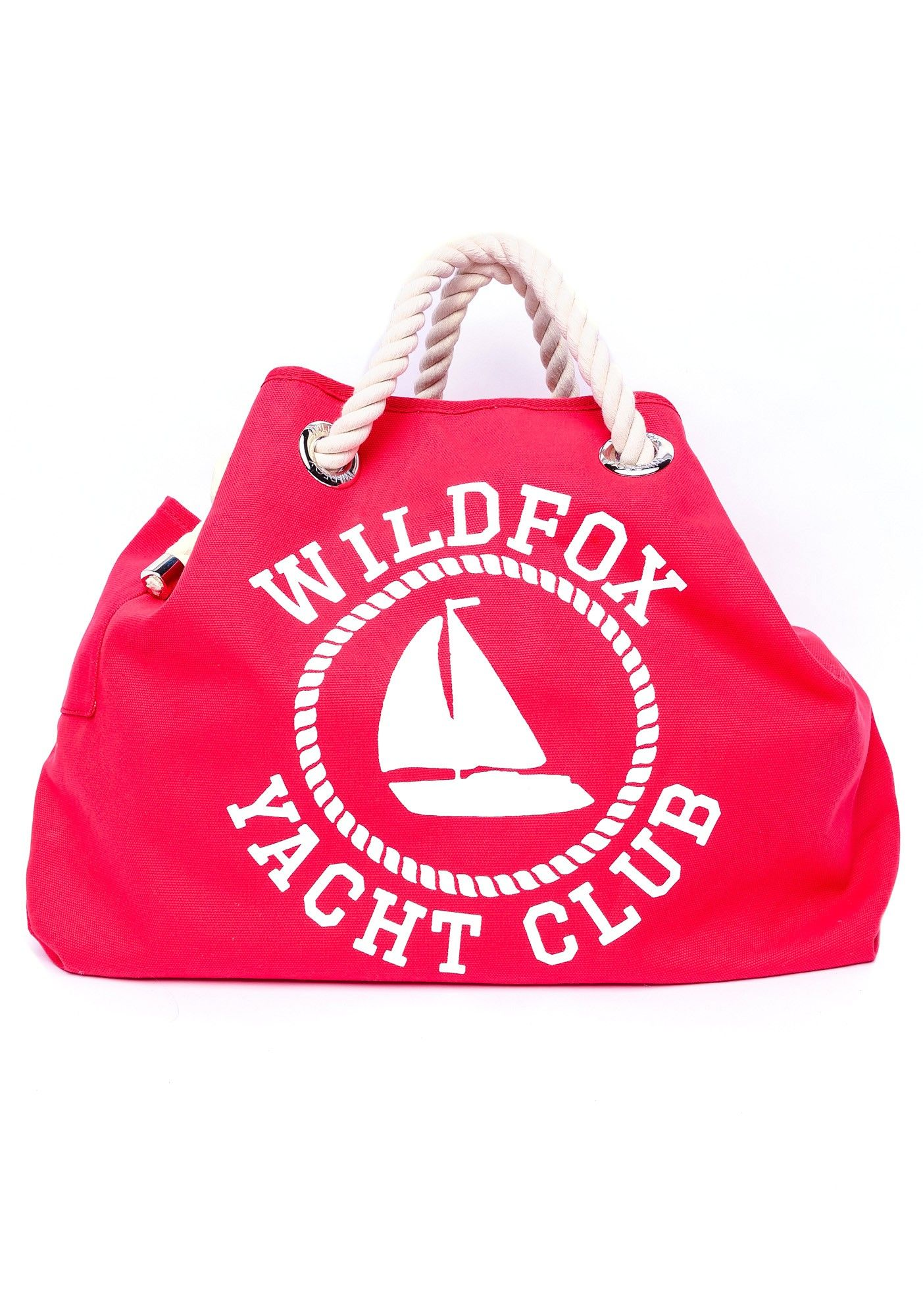 Wildfox Couture Sail On Reversible Beach Bag / Dolls Kill / $139