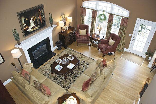 the vintage wren} leaving our nest Living Room Ideas Pinterest