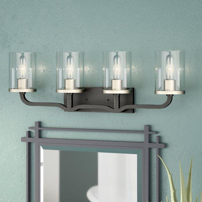 Kylee 4-Light Vanity Light Bathroom Pinterest Bathroom, Vanity