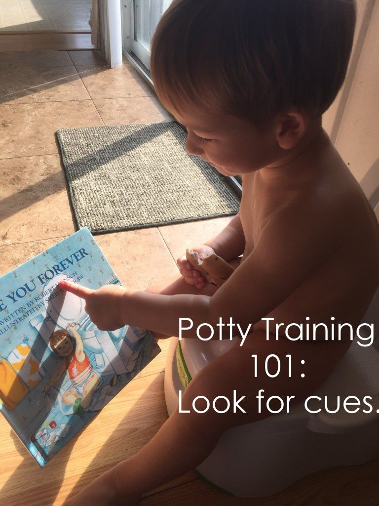 Diary of a fit mommyhow i potty trained my year old son in days
