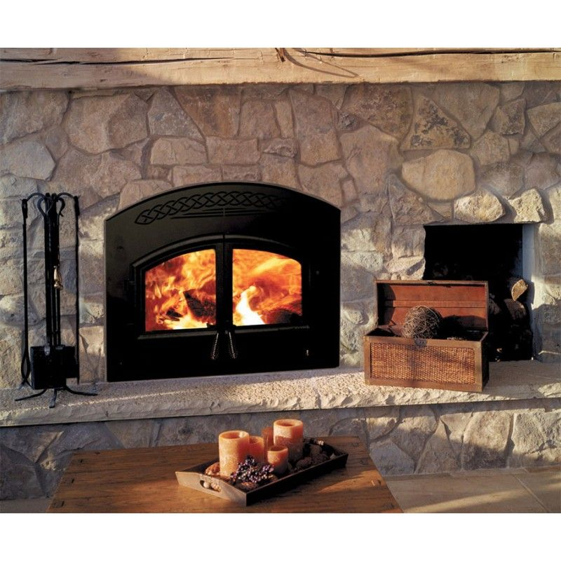 Constitution Wood Fireplace Heatilator Wood Fireplace