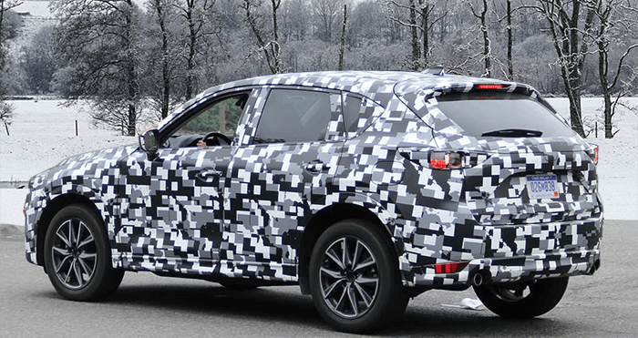 2020 Mazda Cx5 Spy Shots Mazda Cars For Sale Spy