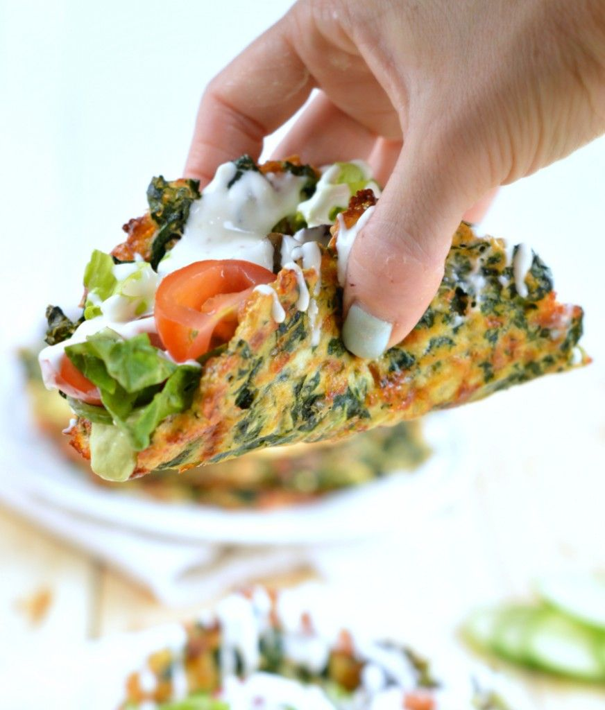 Low carb taco shells with spinach recipe low carb tacos soft keto recipes forumfinder Choice Image