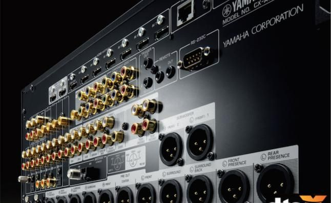 Yamaha Plans to Release DTS:X Firmware in Early March