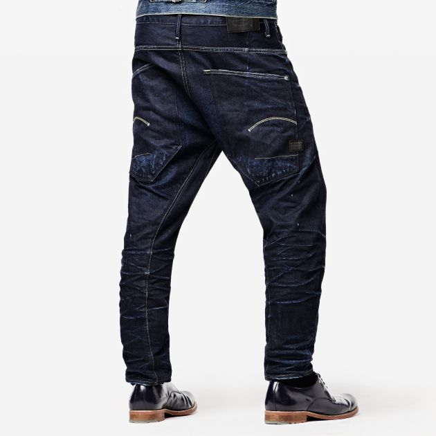 G-Star RAW - Type C 3d Loose Tapered - Men - Jeans