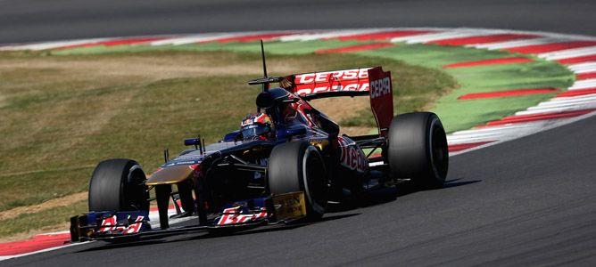 Toro Rosso ficha a Daniil Kvyat para 2014 - F1 al día