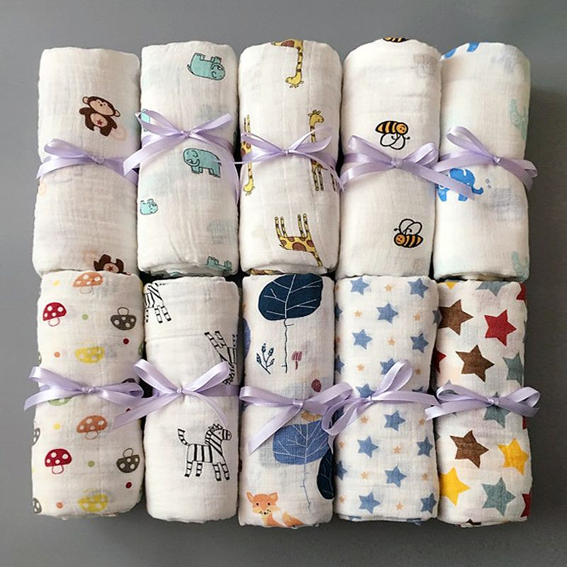 Cheap Blanket Swaddling Buy Directly From China Suppliers 1pc Muslin 100 Cotton Baby Swaddles Soft Newbor Muslin Baby Baby Bath Towel Baby Swaddle Blankets