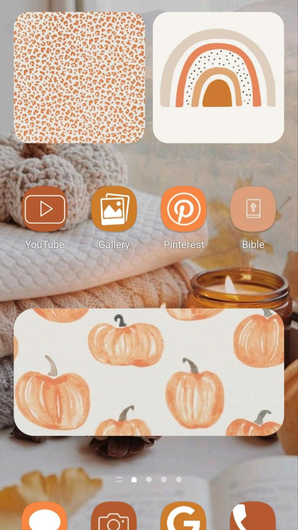 fall asthetic wallpaper ideas