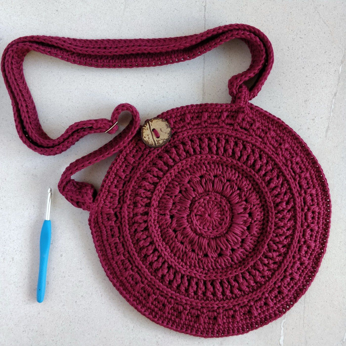 Boho Crochet Bags – how to make your own OOAK bag