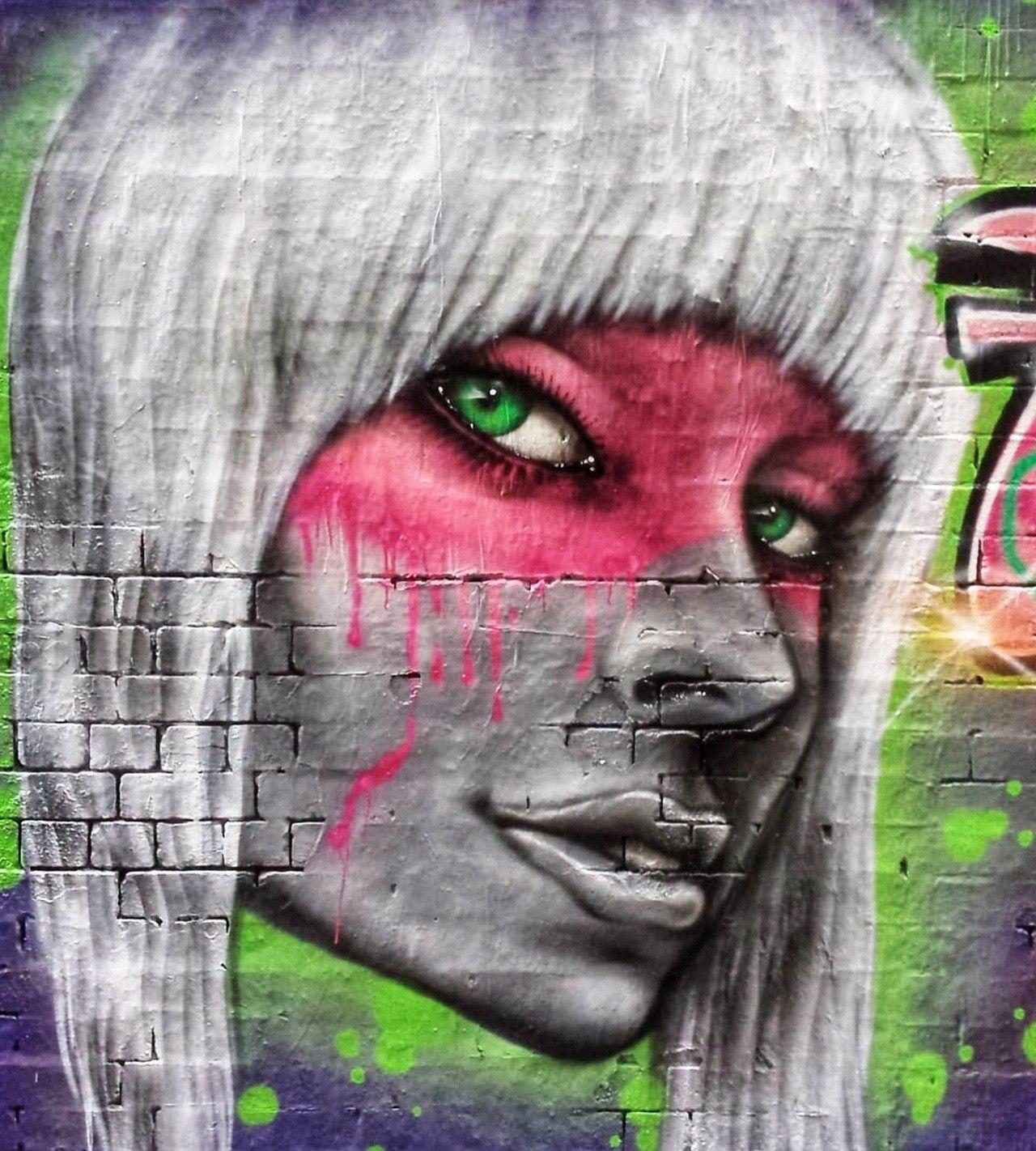 JonyDee aka JBOY Art urbain, Street art, Graffiti