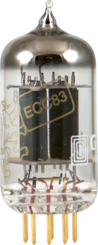 Vacuum Tube 12ax7 B759 Genalex Gold Lion Vintage Valve Gold Lion Vacuum Tube