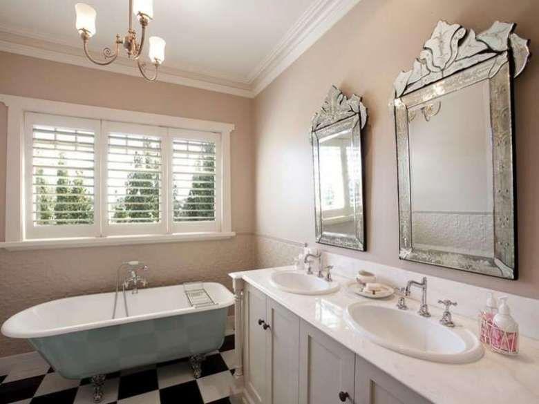 Photo of Idee per arredare il bagno in stile country