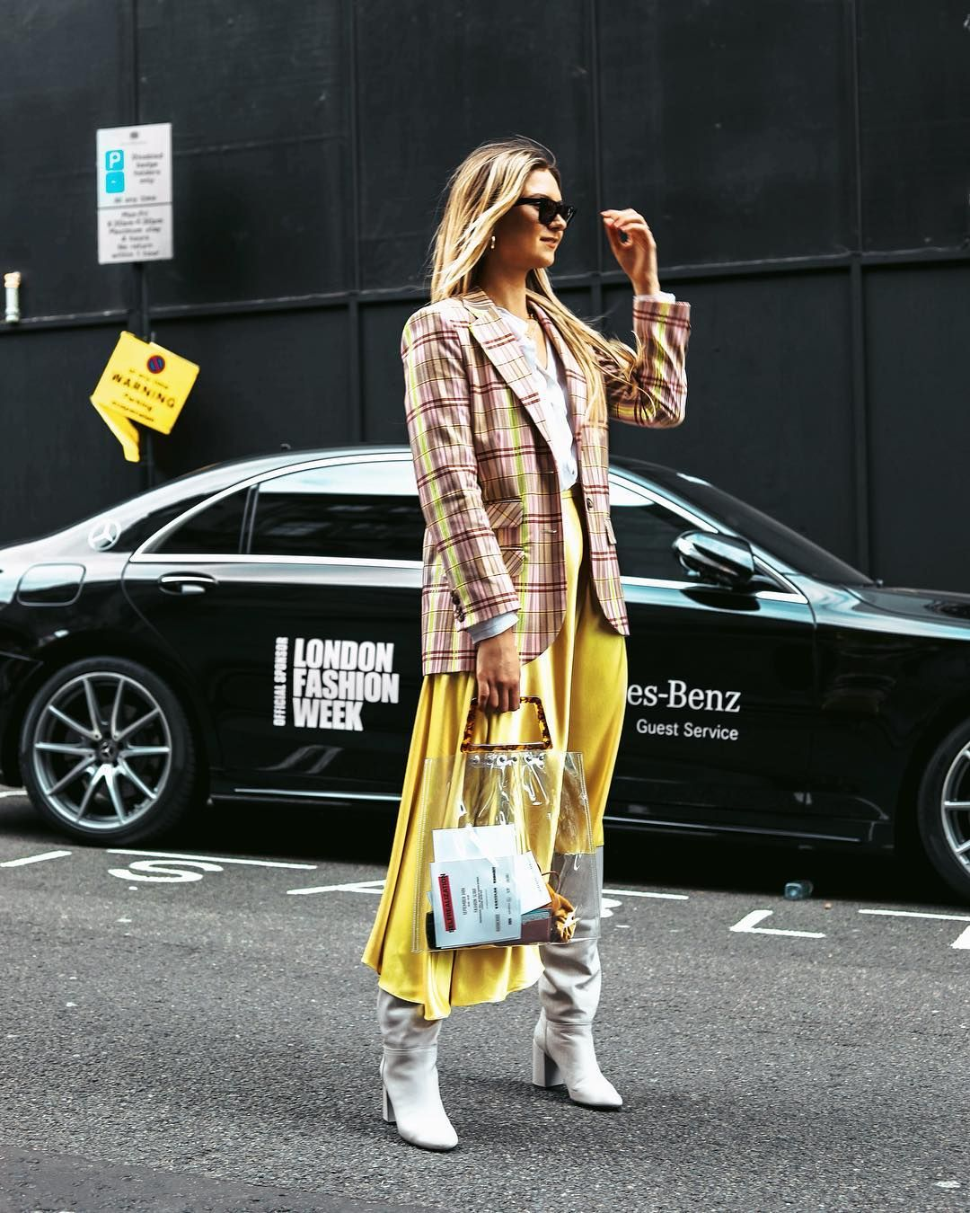 32 London Fashion Week Bloggers Outfits Street Style - THECLCK