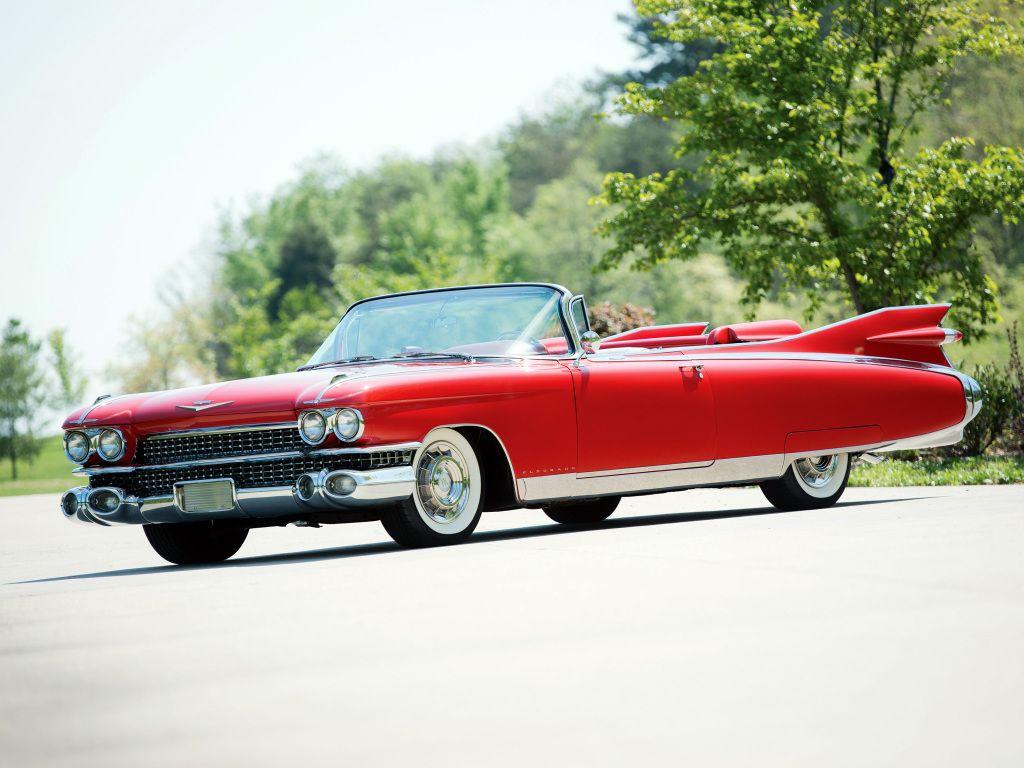 1959 Cadillac Eldorado Biarritz (5467Е)