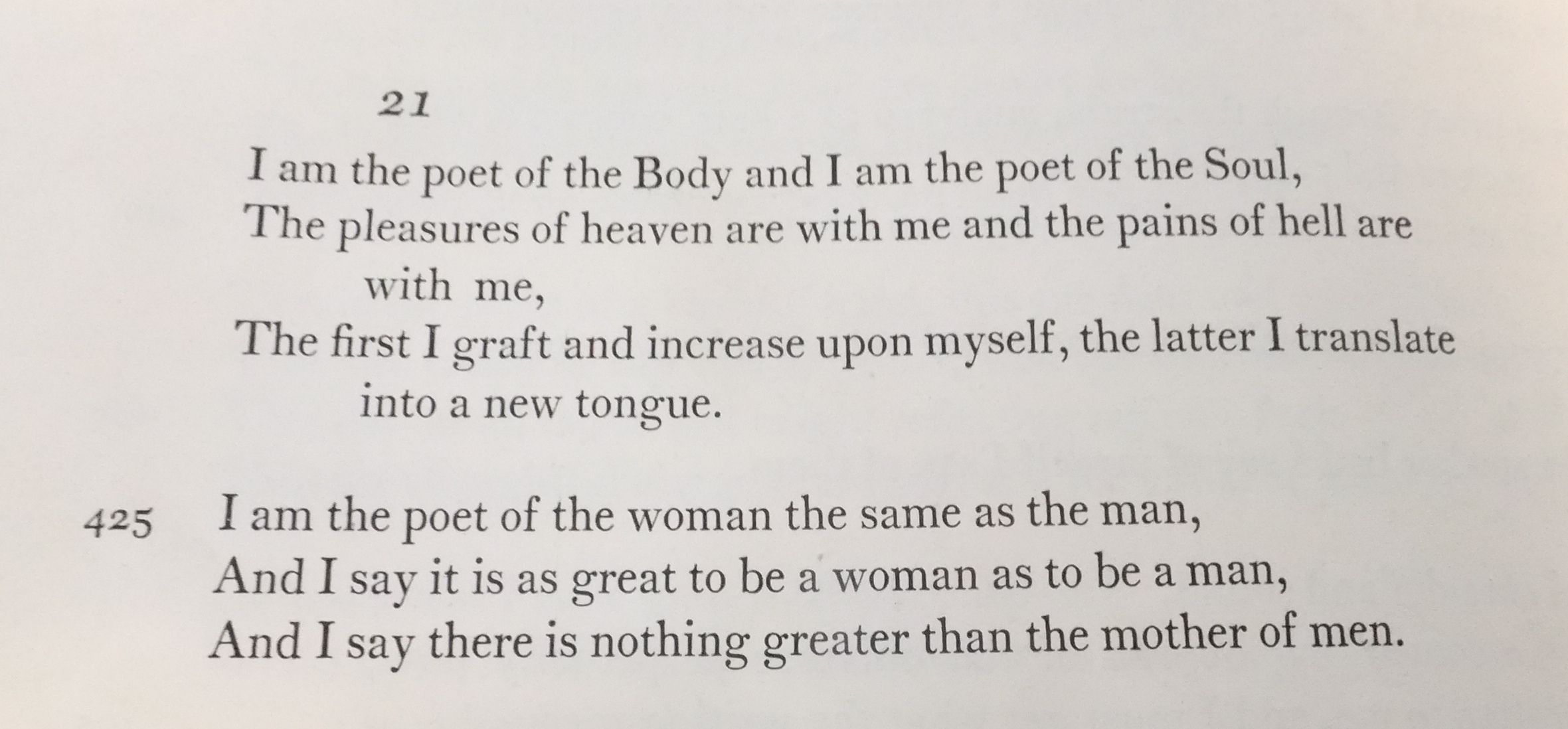 song of myself critical essay About myself in 1914, world war i song of myself by walt whitman essay song of myself, is a critical bit of writing in light of the fact that it uncovers.
