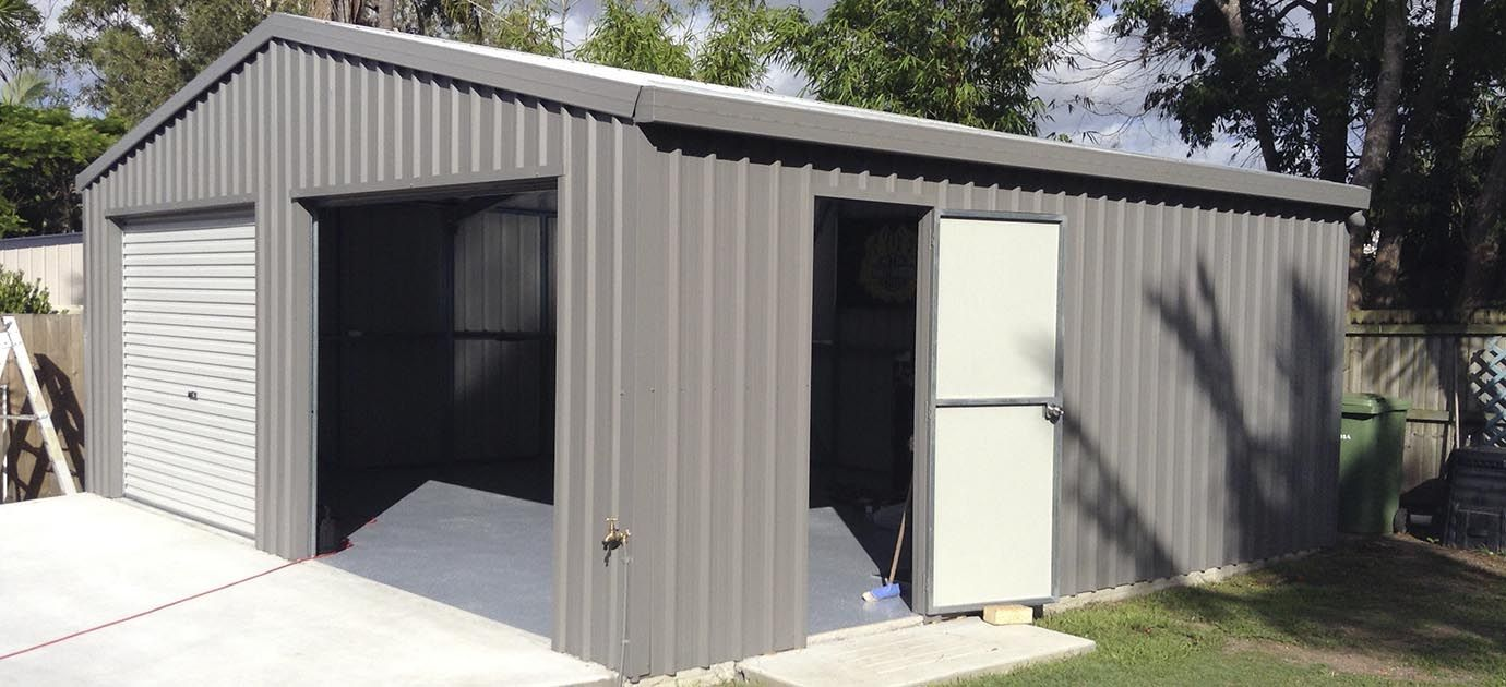 Updating The Shed: SHEDS & GARAGES In 2019