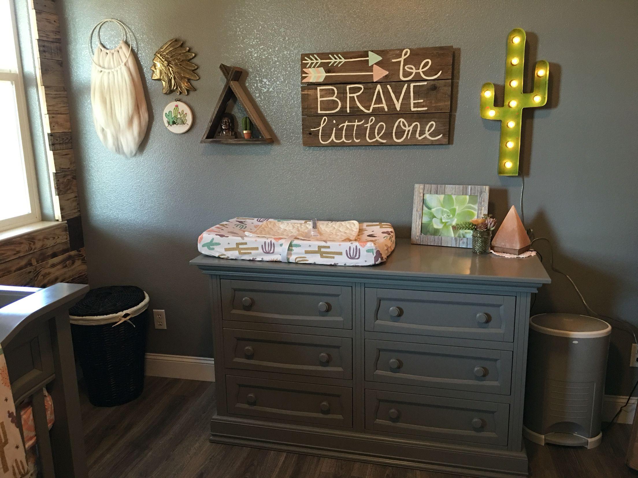 Desert Aztec And Indian Nursery Heather Baby Shower