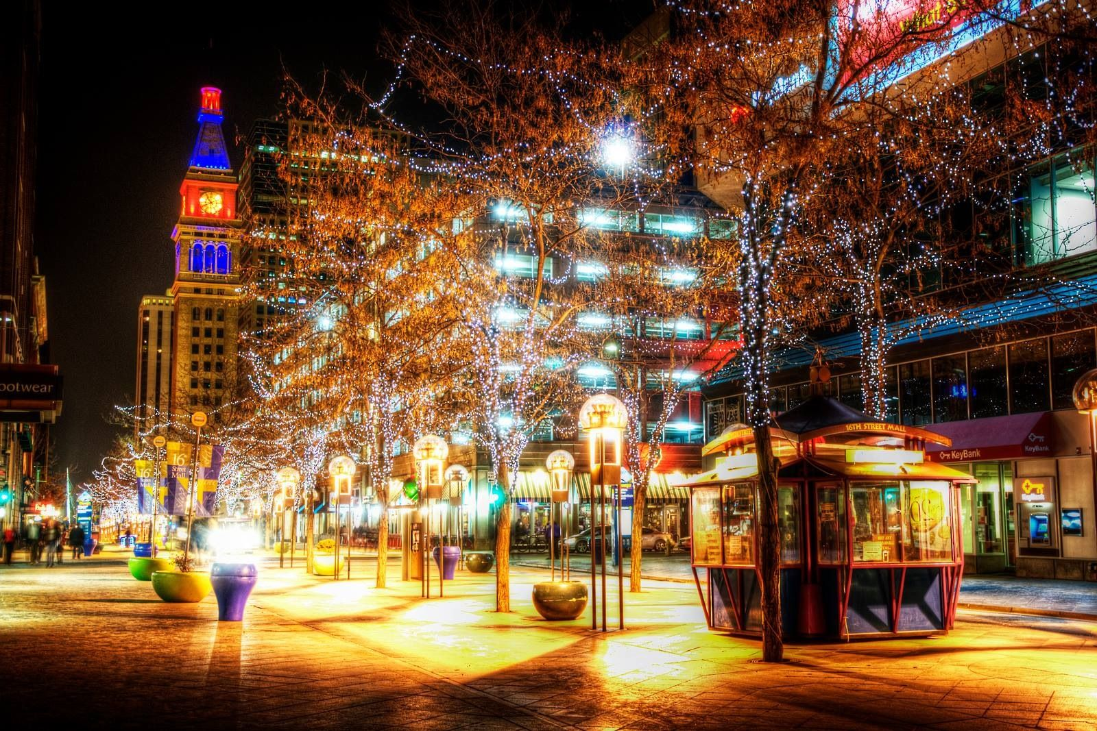 16th Street Mall Denver Co