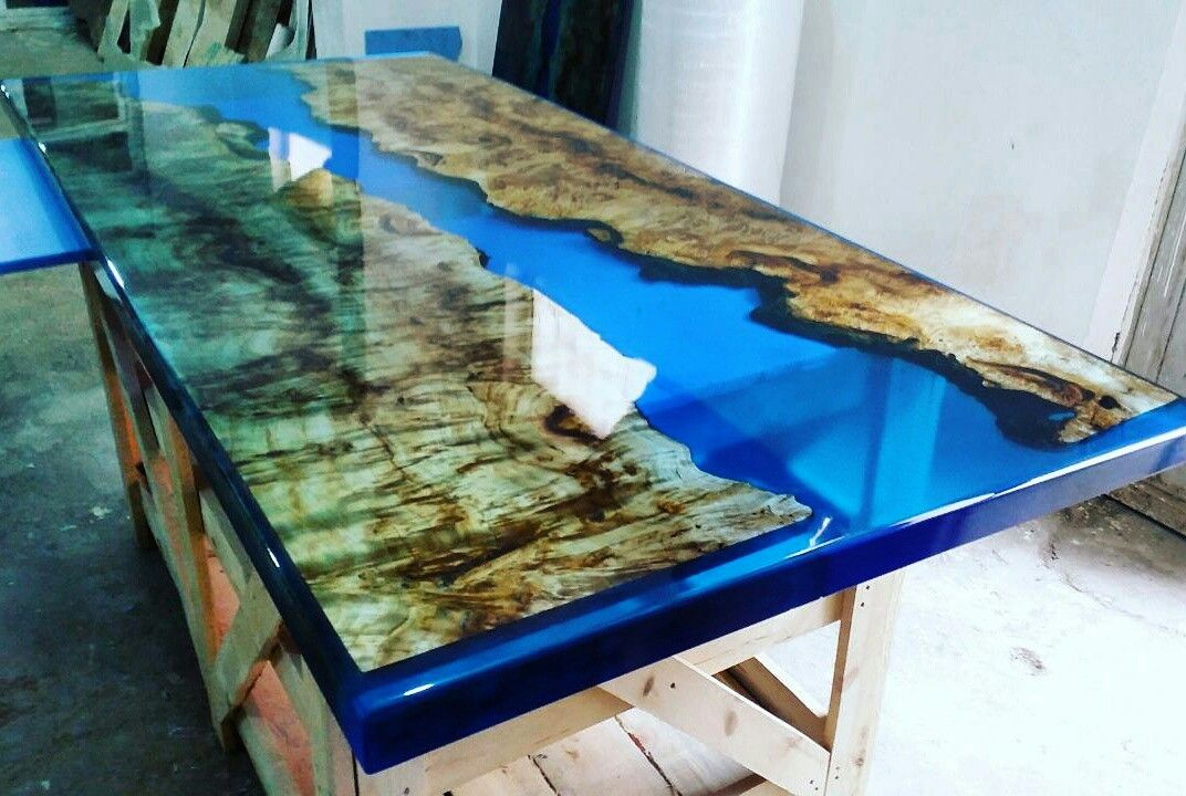 Pin by deniz kocaman on resin wood table pinterest for Resina epoxi madera