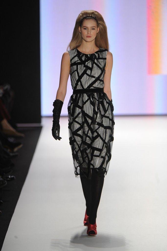 Carolina Herrera RTW Fall 2012