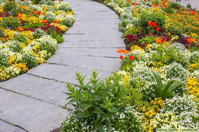 Gartenwege  gartenwege und mauern - Google Search | Garden Design | Pinterest