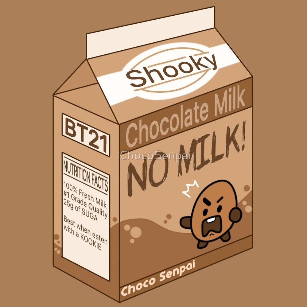 'Leche Shooky BT21' by ChocoSenpai