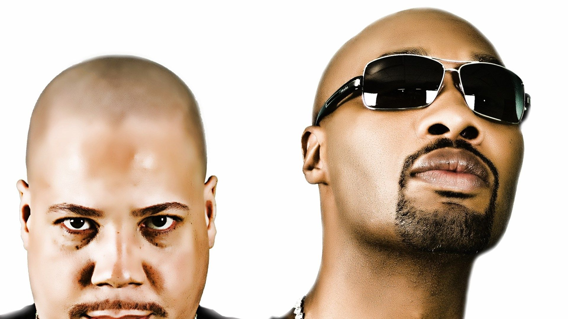 the outhere brothers, bald, glasses - http://www.wallpapers4u.org/the-outhere-brothers-bald-glasses/