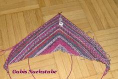 Photo of How do I knit a triangular scarf? –