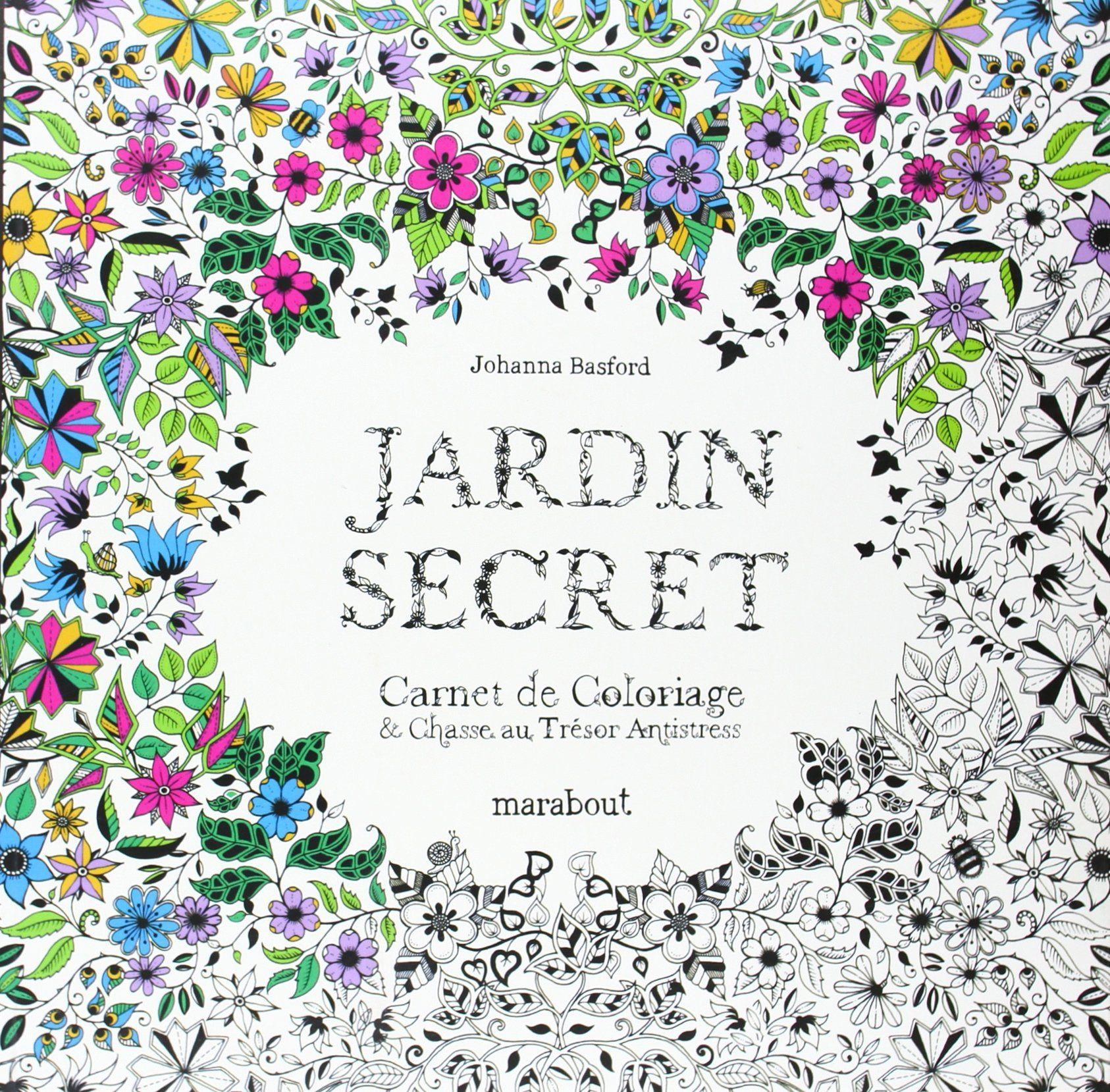 Jardin Secret Editions Marabout Plus d infos sur le livre