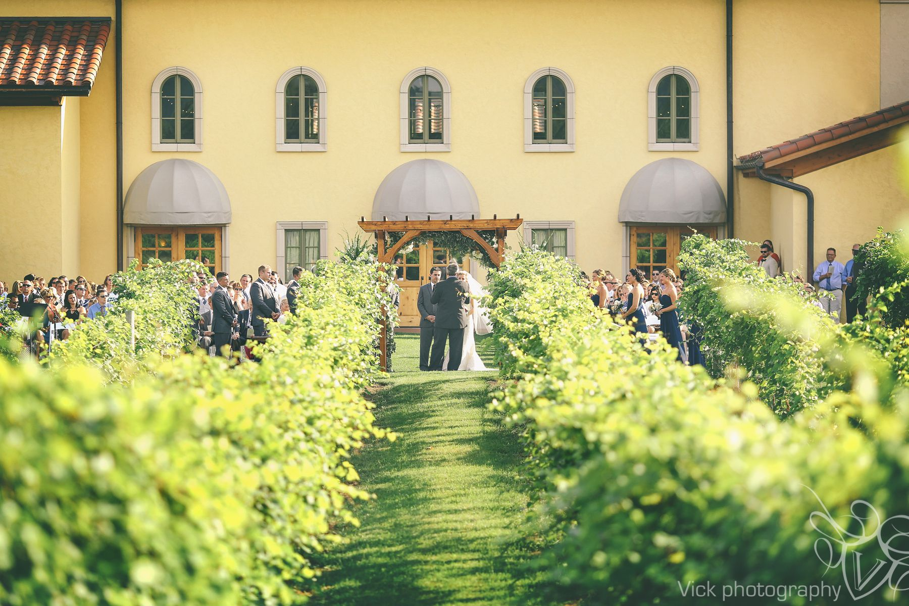 Best Outdoor Wedding Venues in Wisconsin VillaBellezza