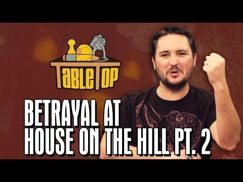 I owe my gaming obsession to this game! Betrayal at House on the ...