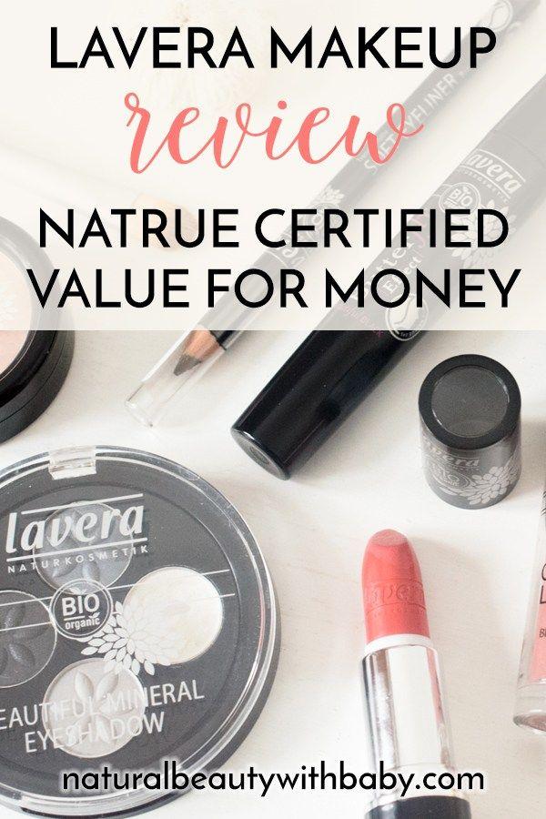 My favourite Lavera makeup #organicmakeup